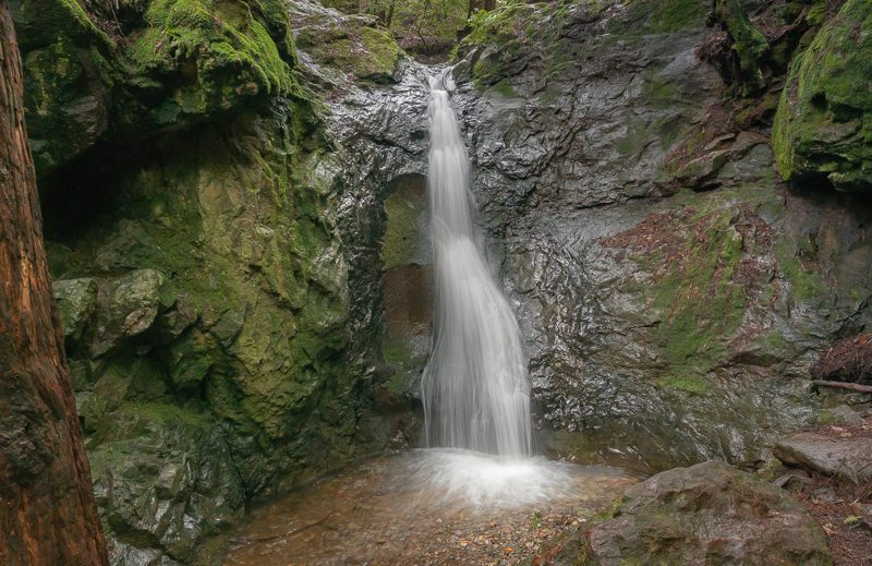 Waterfall Hikes Near San Francisco