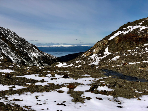 Greatest hike out of Ushuaia, Argentina