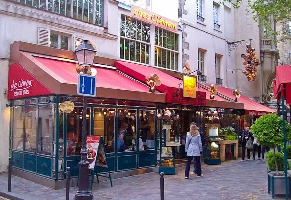 The place To Keep In Paris