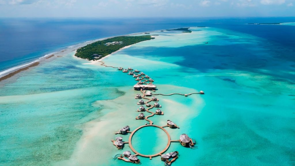 place to travel in The Maldives