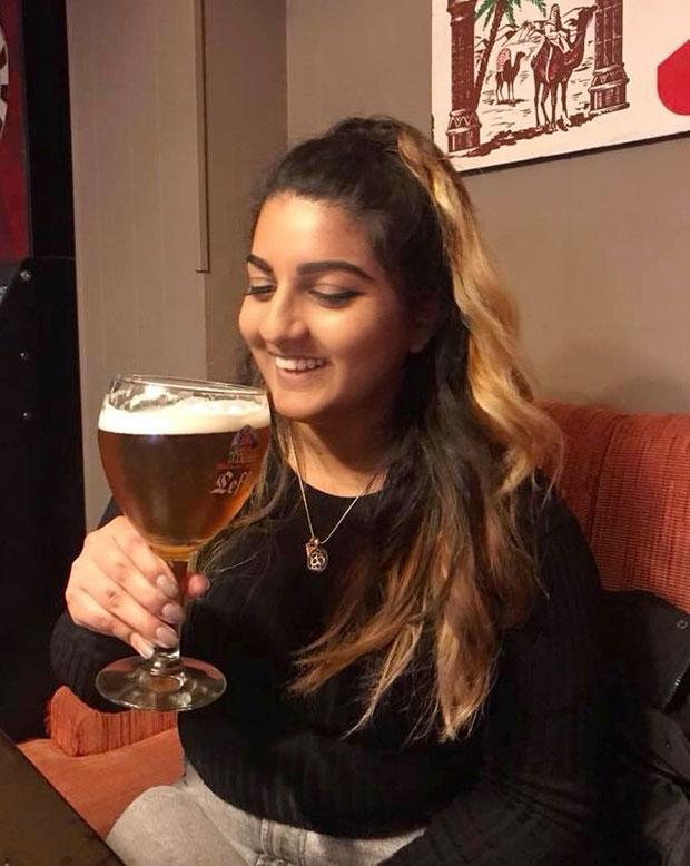 Drink beer and eat chocolate in Belgium