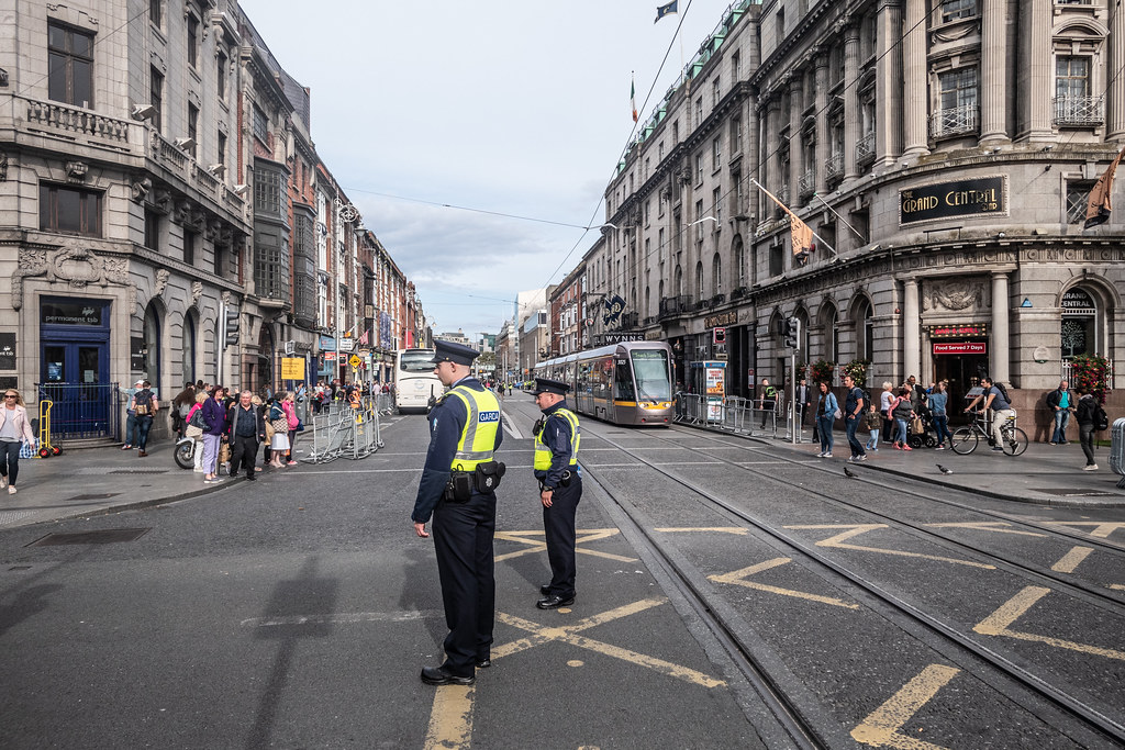 What to do in Eire - Central Dublin