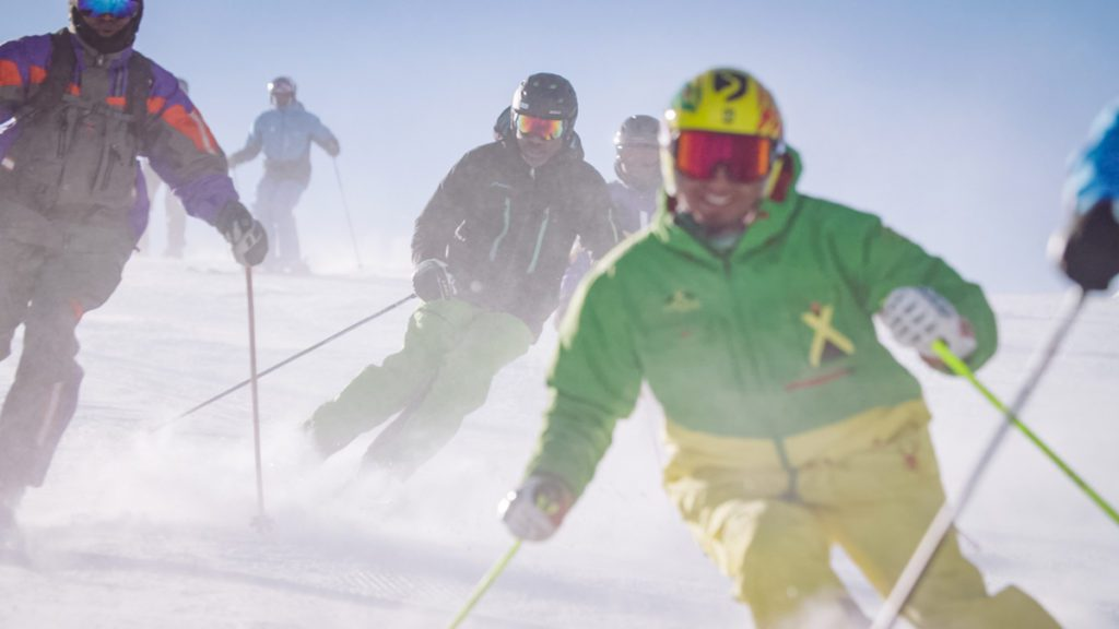 Rad New Film Charts History and Impact of Black Ski Club