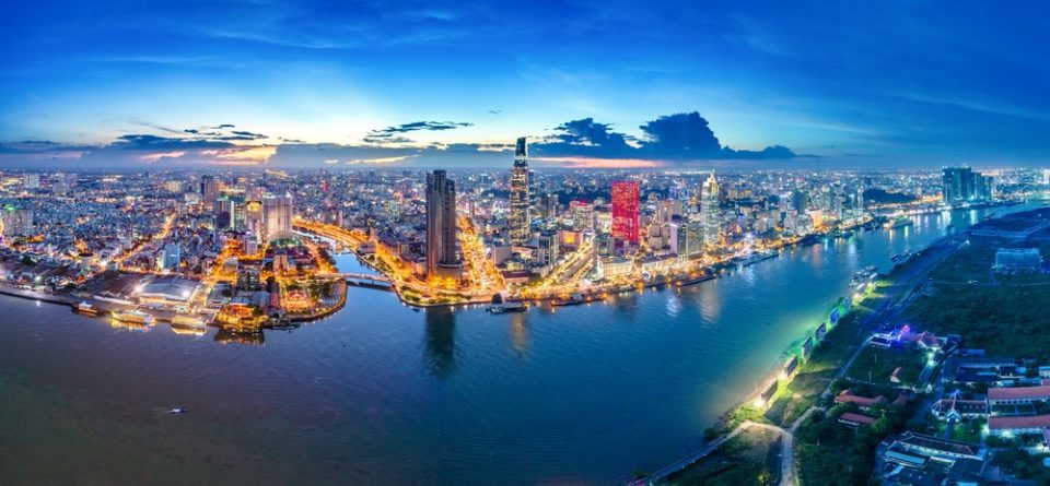 travel destinations in Ho Chi Minh