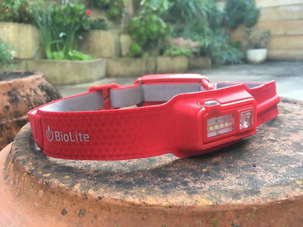 BioLite's 330 Headlamp