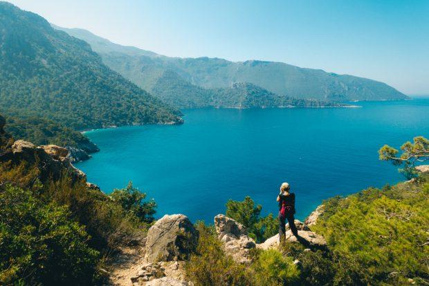 TURKEY island