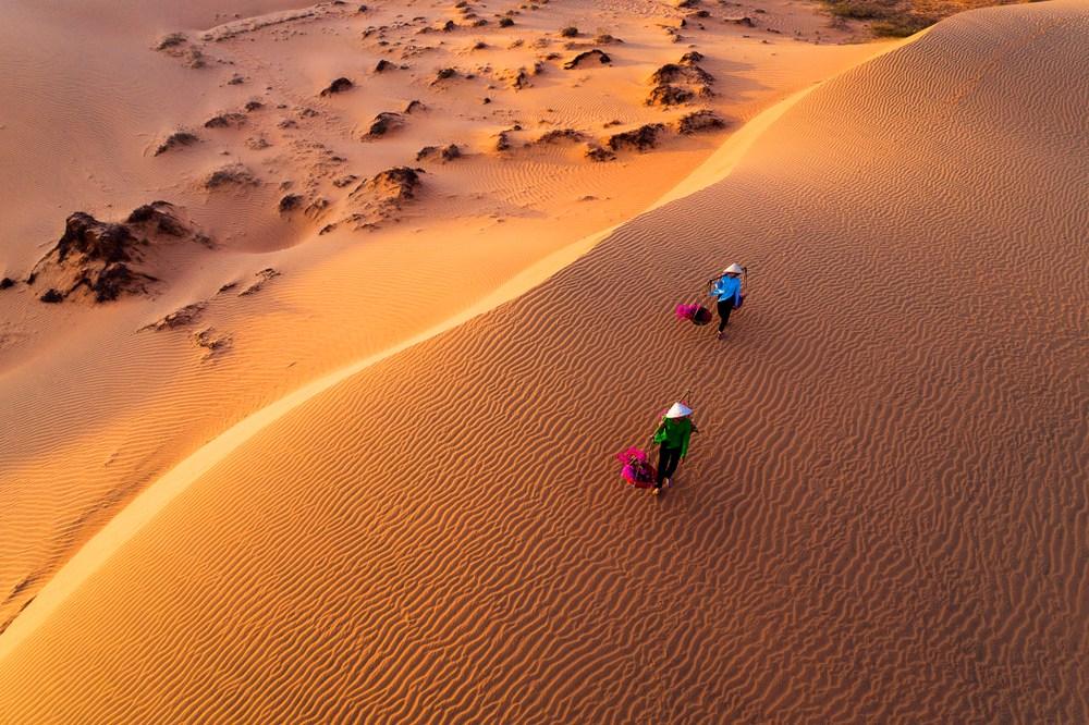 The Dunes of Mui Ne