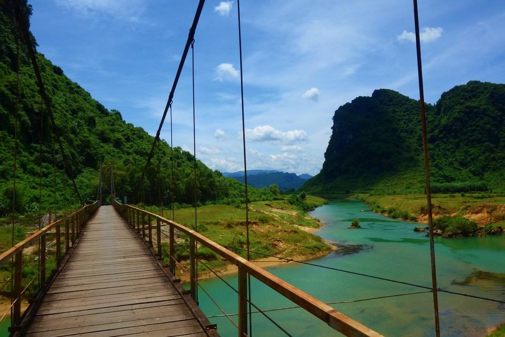The caves of Phong Nha-Ke Bang