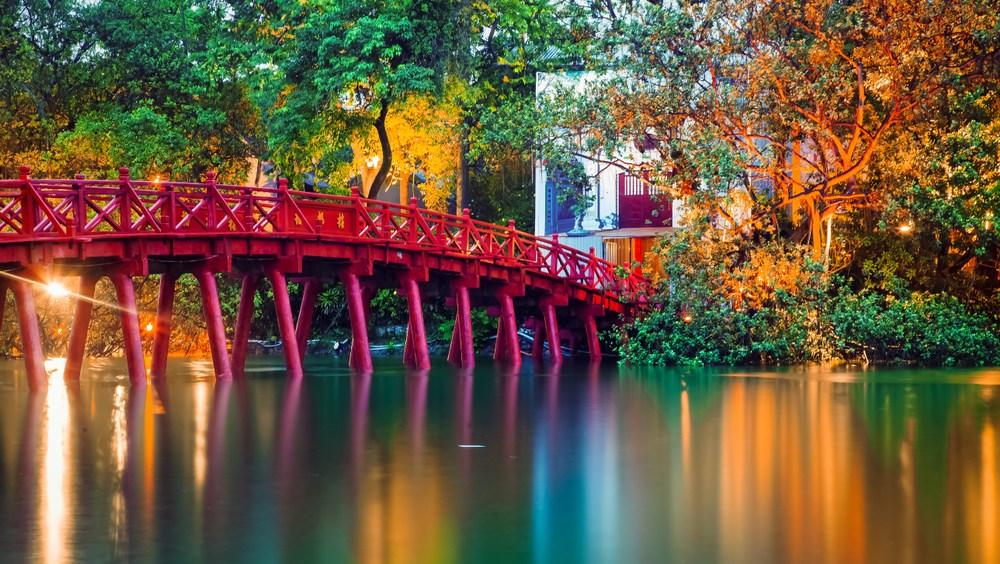 haunting capital of Vietnam