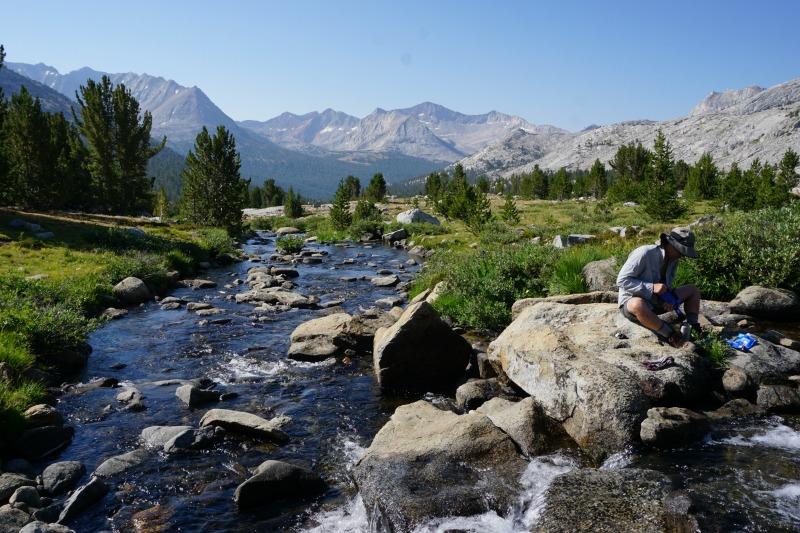 how to Hike California