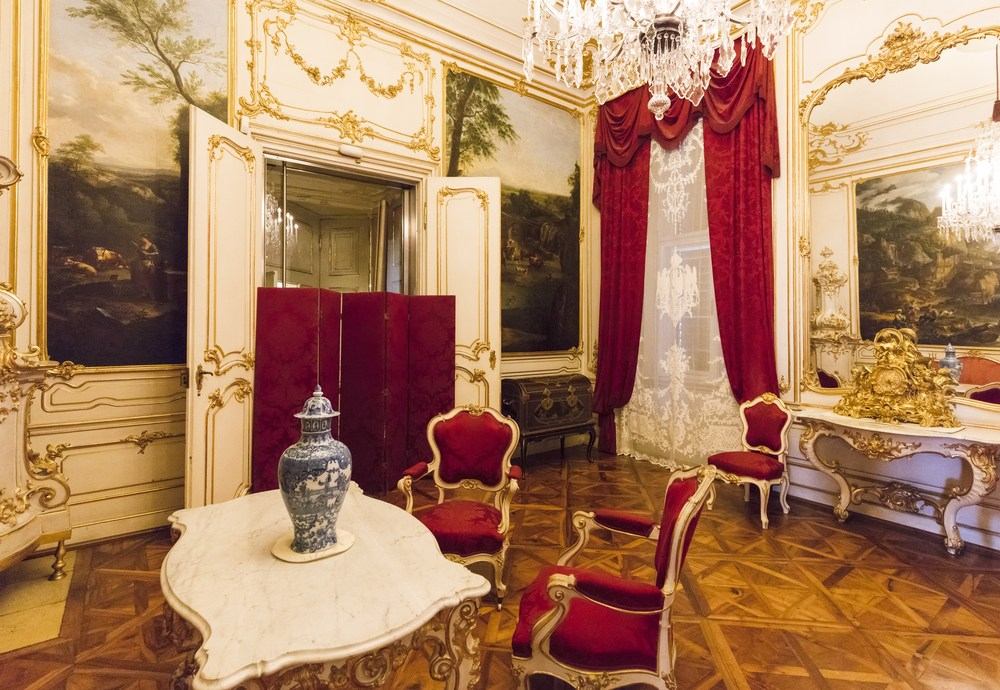 Schönbrunn Palace of Vienna, Austria