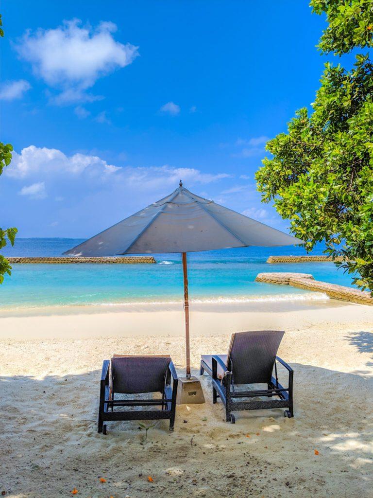 Beach Villa Maldives