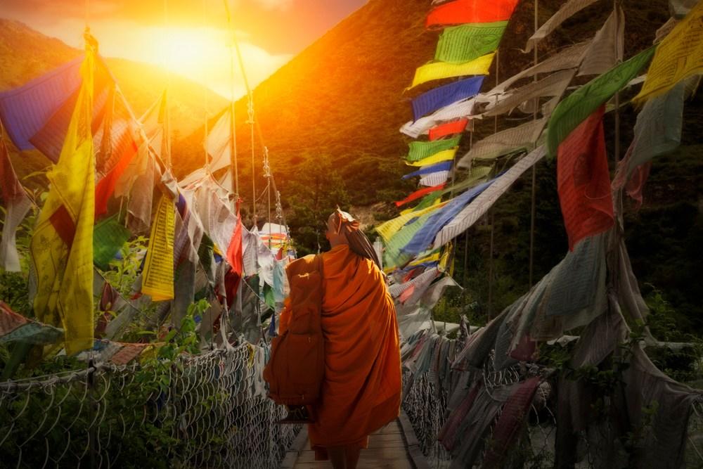 The best way to get to Bhutan
