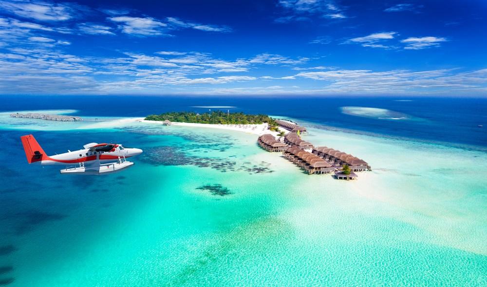 Plan Journey to Maldives Sea Aircraft