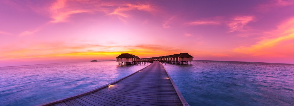 Journey to Maldives