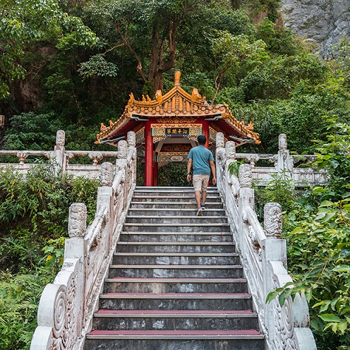 Cheap places to travel in Taiwan