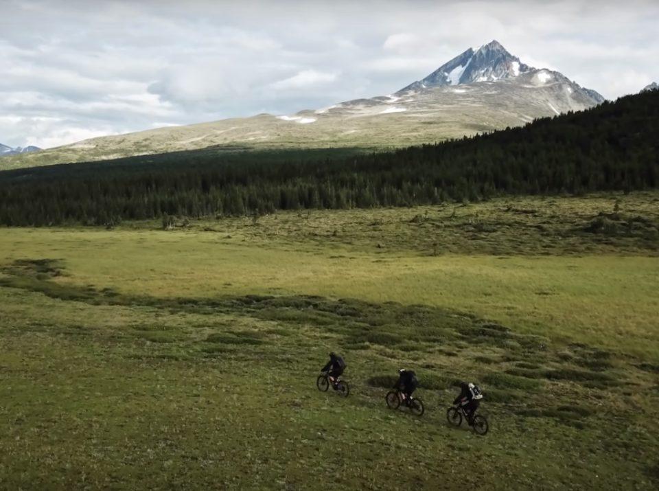 Nice Bikepack Journey