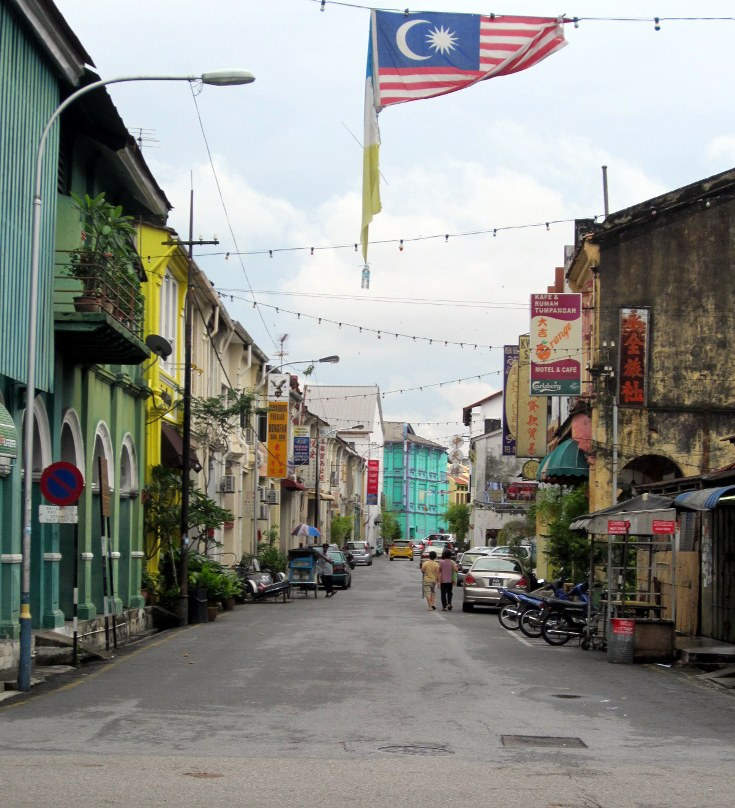 things to do in In Penang HISTORIC CENTRE