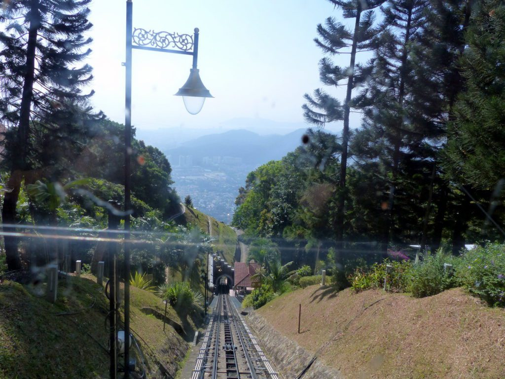 things to do in In Penang hill