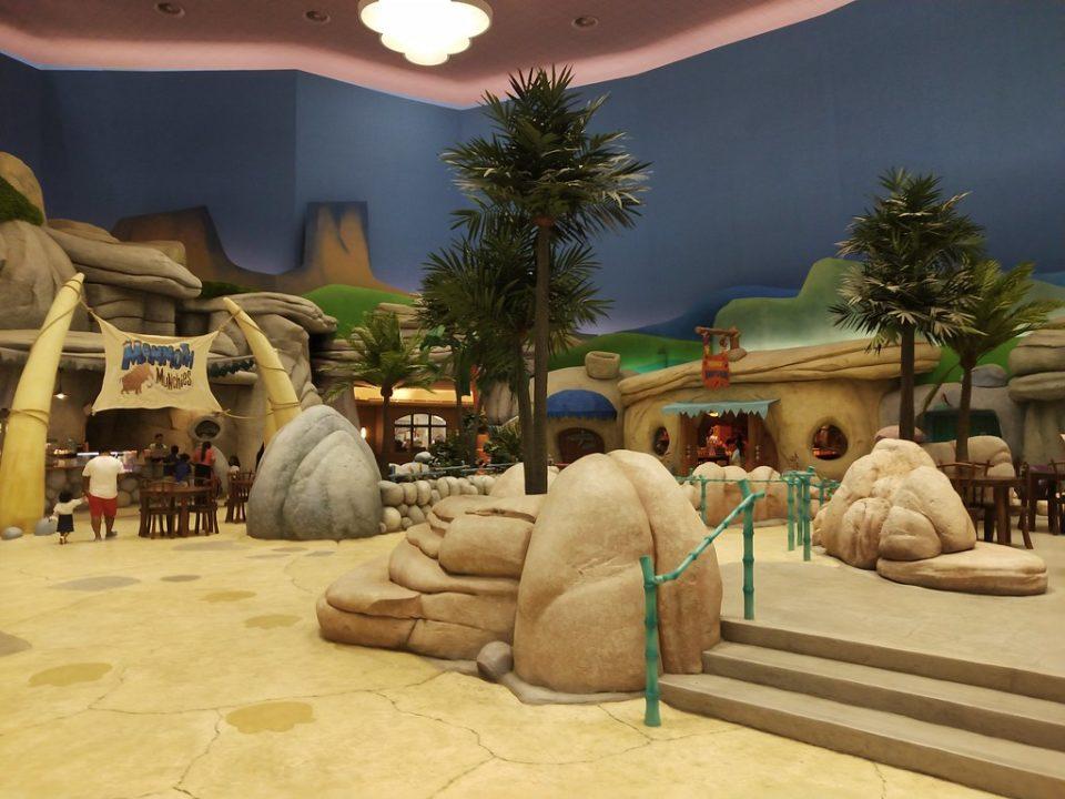 Warner Bros Abu Dhabi reviews