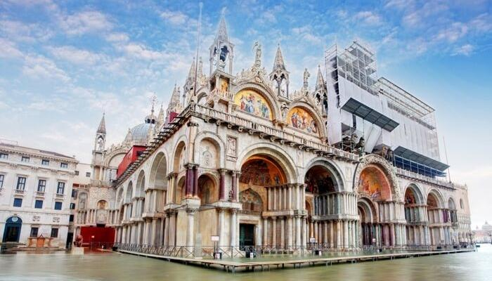 Basilica-di-San-Marco
