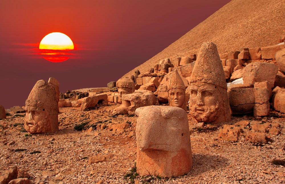 Mount Nemrut Mountain of Gods Turkey