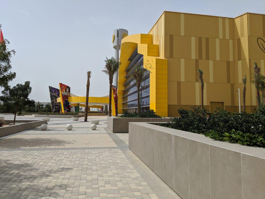 Warner Bros Abu Dhabi