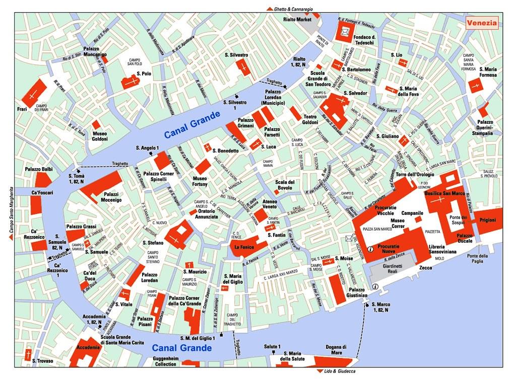 Vience map