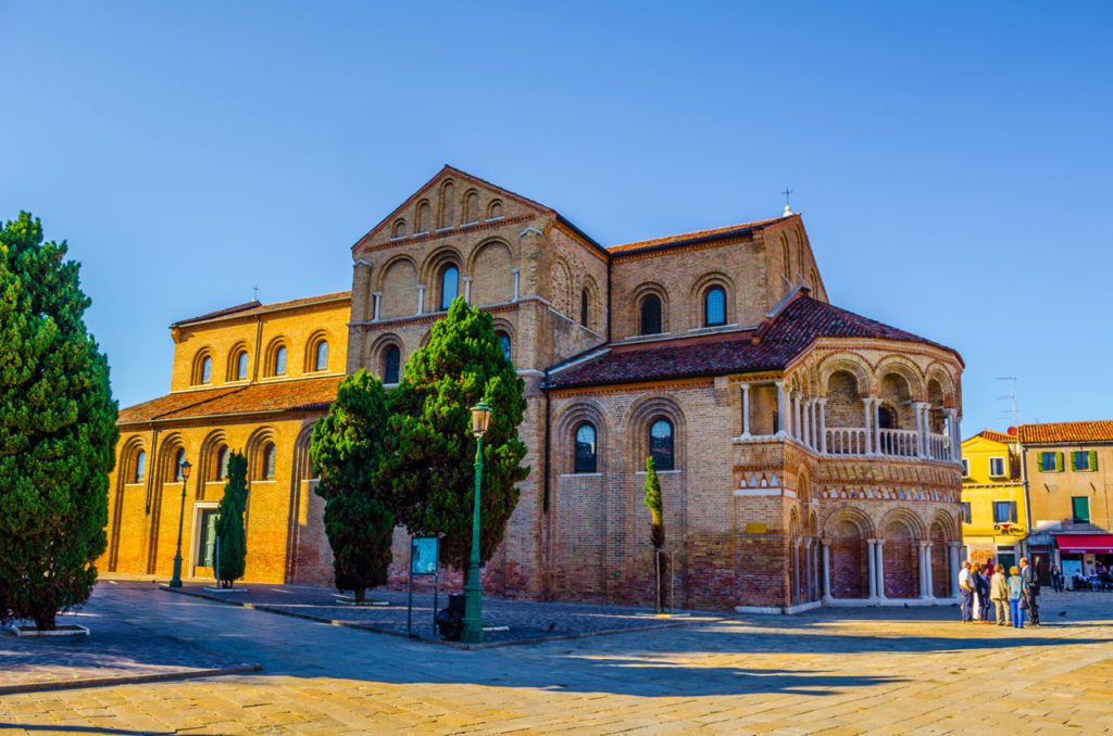 Basilica di Santa Maria e San Donato