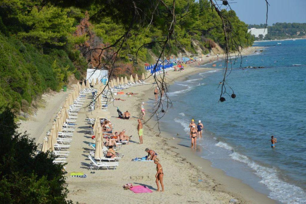 Halkidiki-greece-Kriopigi-beach