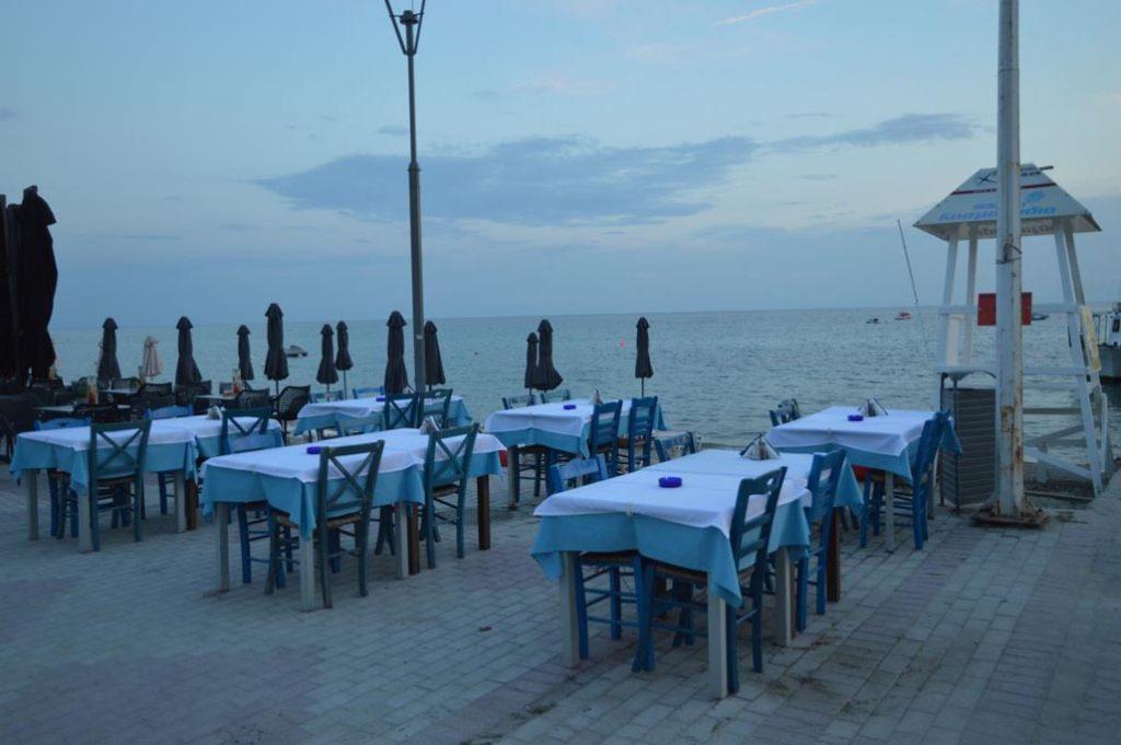 Halkidiki-greece-Restaurant