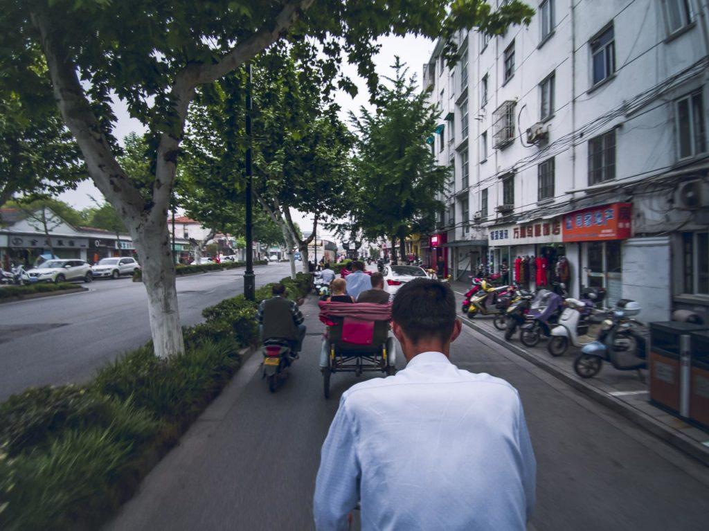 Things-to-do-in-Suzhou-China-1-Rickshaw-Ride
