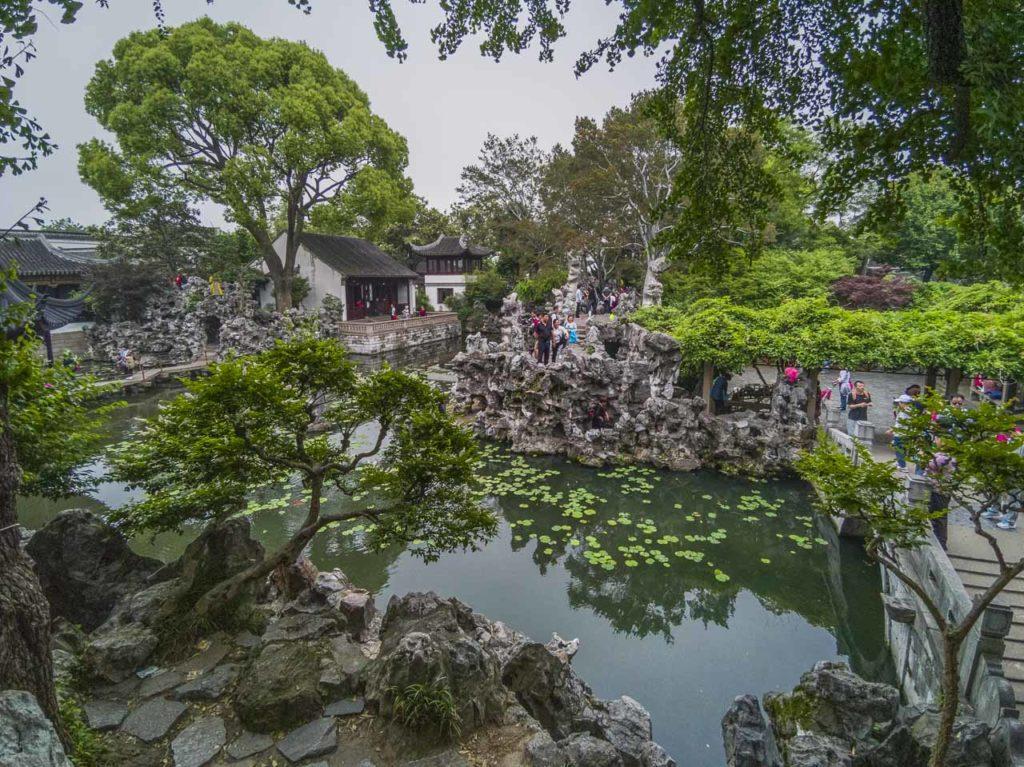 Lion Grove Gardens