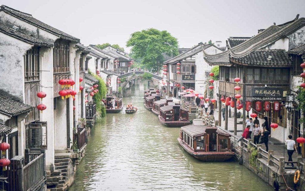 Shantang Avenue
