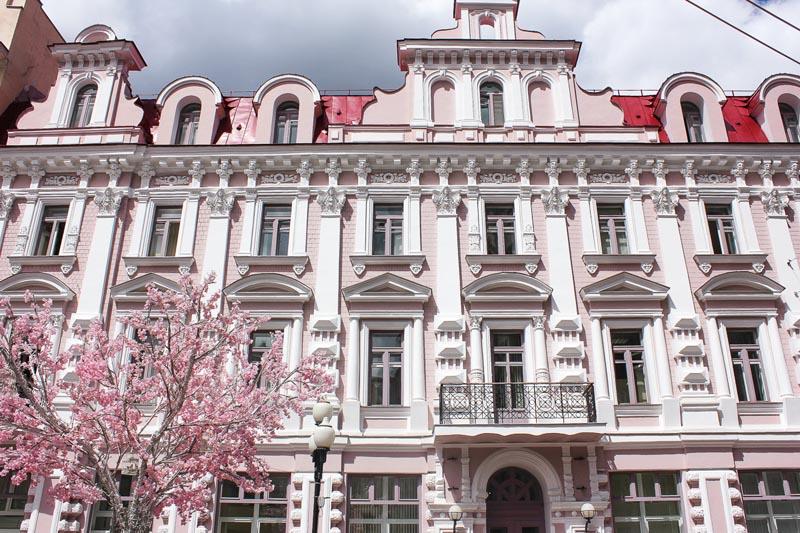 Arbatskaya & Artsy Moscow