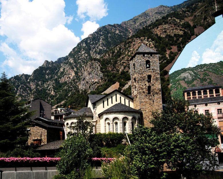 Discover Andorra's Church buildings