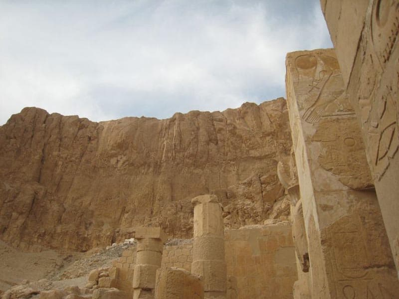 Egypt's Karnak Temple Complicated