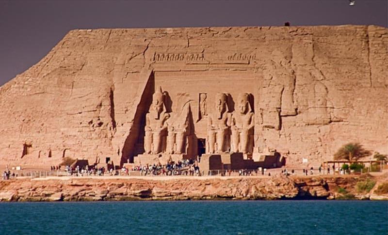 Egypt's Abu Simbel