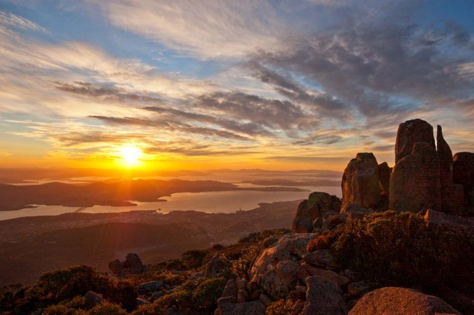 Expertise the holy duo – Mount Wellington and MONA