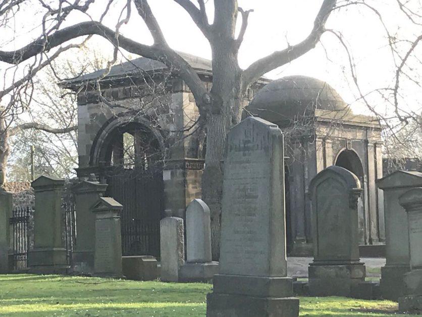 Greyfriar's Kirkyard (Graveyard)