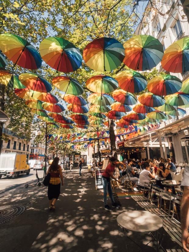 Le-Marais-pride-installation