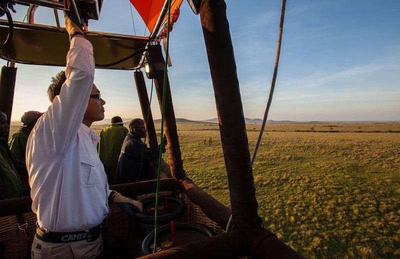 Masai Mara – Kenya