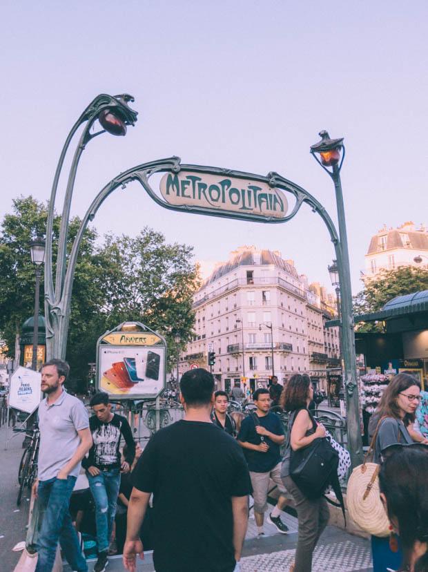 Metropolitan-Montmartre