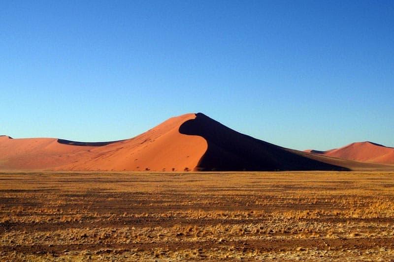 Namibia' Sossusvlei within the Namib Desert