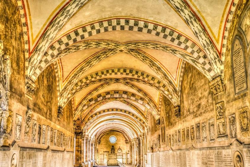 San Lorenzo and Santa Maria Novella