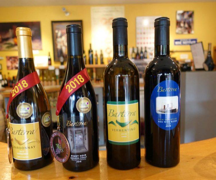 San Mateo Award-Successful Wines