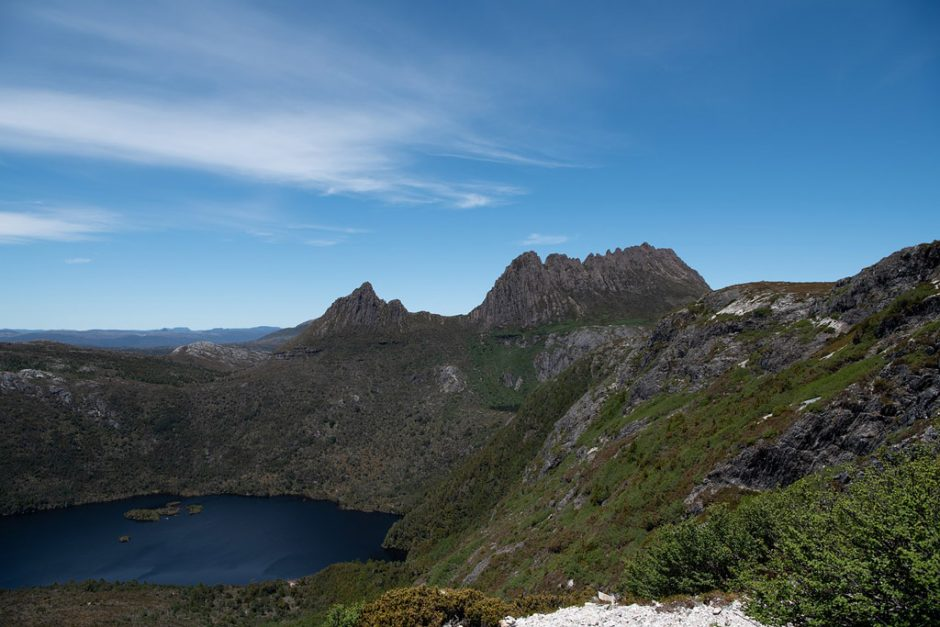 See iconic Cradle Mountain