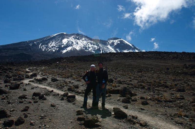 Tanzania's Mount Kilimanjaro