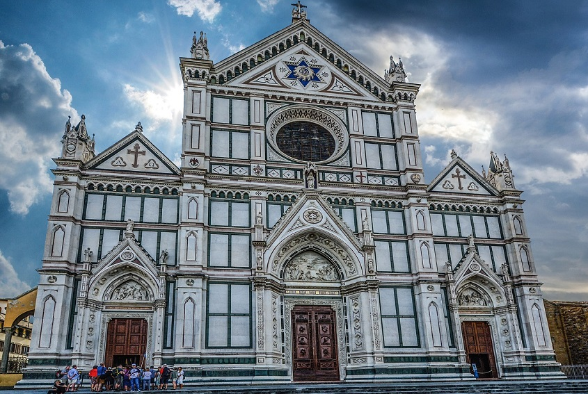 Things to see close to Santa Croce