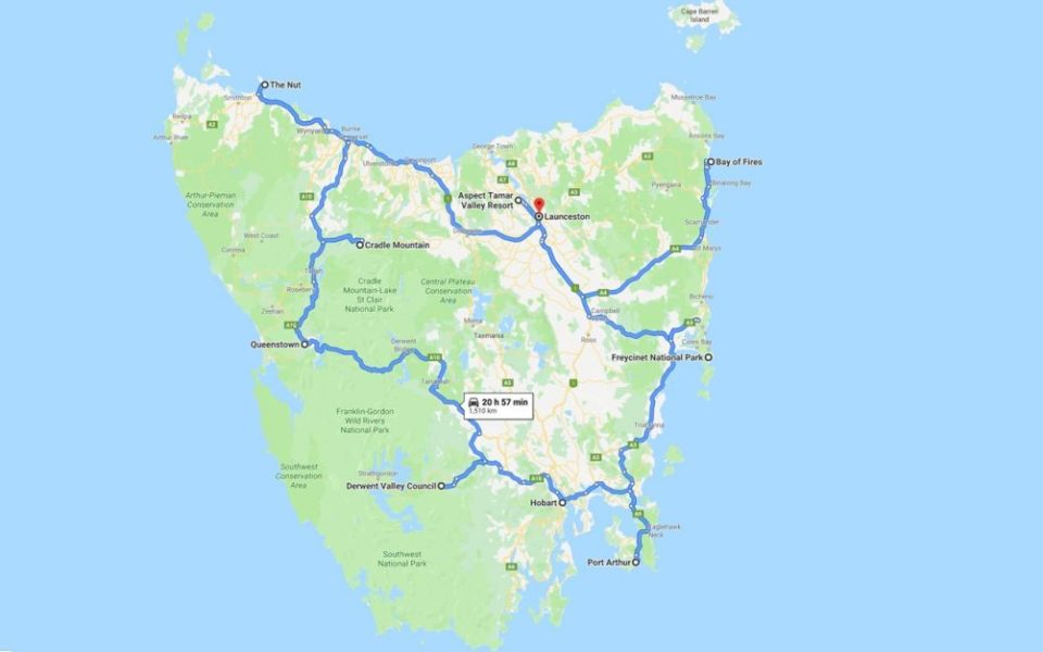 Amazing Things to Do on a Tasmania